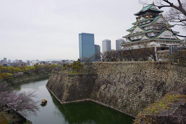 サクッと大阪城に桜を見に行ってきました。<br />勿論、マスク、手洗い、うがい、しっかり予防です。<br />画像は、大阪城@大阪城公園にてです。<br /><br />過去の大阪・大阪市中央区散歩記。<br /><br />関西散歩記~2020-2 大阪・大阪市中央区編~<br />https://4travel.jp/travelogue/11622486<br /><br />関西散歩記~2020 大阪・大阪市中央区編~<br />https://4travel.jp/travelogue/11621048<br /><br />関西散歩記~2019 大阪・大阪市中央区・西区編~<br />https://4travel.jp/travelogue/11613533<br /><br />大阪まとめ旅行記。<br /><br />My Favorite 大阪 VOL.7<br />https://4travel.jp/travelogue/11625308<br /><br />My Favorite 大阪 VOL.6<br />https://4travel.jp/travelogue/11593942<br /><br />My Favorite 大阪 VOL.5<br />https://4travel.jp/travelogue/11361830<br /><br />My Favorite 大阪 VOL.4<br />http://4travel.jp/travelogue/11242529<br /><br />My Favorite 大阪 VOL.3<br />http://4travel.jp/travelogue/11152287<br /><br />My Favorite 大阪 VOL.2<br />http://4travel.jp/travelogue/11036195<br /><br />My Favorite 大阪 VOL.1<br />http://4travel.jp/travelogue/10962773