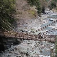 【BikeJINラリー2020】2、With 新型コロナ、祖谷かずら橋、高松バイク神社と倉敷美観地区