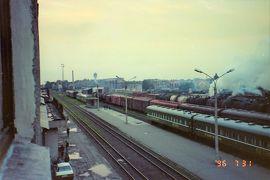《メモリー》1996年7月 鉄道に乗ってサハリンを行く【その3】 州都ユジノサハリンスク周辺