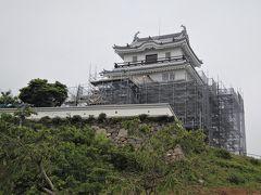 ホテルパラダイスイン佐々インターに宿泊して松浦氏平戸藩6万3千石の夢の跡平戸城登城