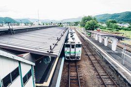北海道乗り鉄旅、旭川から網走まで各駅停車の旅