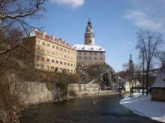 コロナ禍で行かれなくなったチェコの思い出 2009年の冬景色