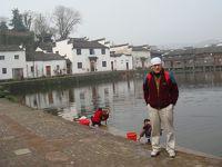 書を書いてもらいに浙江省諸葛八卦村に  その2… 嘉興、杭州、蘭渓経由で諸葛村に