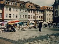 1995年パリ~オスロ~フランクフルト~ハイデルベルクの旅