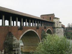 もう一度行きたいパヴィア! ティチーノ川に架かる屋根付きの橋