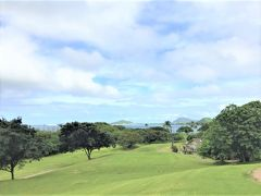 3世代で楽しむハワイ~♪(3日目:ベイ ビュー ゴルフクラブ~カハナモク ビーチ~花火@ヒルトン)