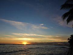 3世代で楽しむハワイ~♪(5・6日目:アイホップ~ワイキキビーチ~ロイヤルハワイアンセンター~アラモアナセンター~エッグスンシングス~花火)