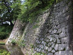 筑後久留米藩21万石の久留米城登城