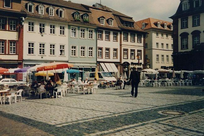 1995年6月、仕事で欧州を訪問しました。初めて訪れたハイデルベルクは、私たちの親世代には思い入れの深いであろうゲーテゆかりの古都です。