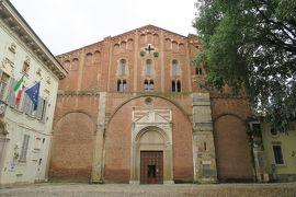 もう一度行きたいパヴィア! サン・ピエトロ教会からパヴィア駅に猛ダッシュ!