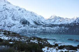 母と娘 ~NZ南島 湖求めて三千里~ 2日目