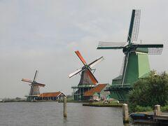 【北半球一周#2】現地発着ツアーに飛び込み!風車で有名なネーデルランドのザーンセスカンスへ