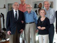 GALCIT 100 Year Anniversary, Pasadena 2003.