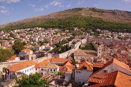 紅の街を巡る バルカン半島の旅 2日目(ドゥブロヴニク市街)