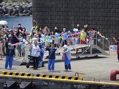 さようなら銘船さるびあ丸よ、ラストクルーズ 2020.6.7神津島~竹芝桟橋感動のお別れ編