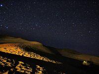 天の川煌めく 星降るサハラ♪Camel Walk into Midnight【アダルト娘と旅するモロッコ-8(Sahara Desert)】