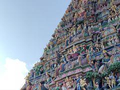 インド(5)ナンディの傍でひれ伏して/チェンナイ