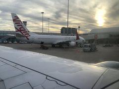 ヴァージンオーストラリアで行くぜ!ケアンズ→ブリスベン→シドニー