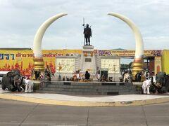 象の街スリンからパノム・ルン遺跡、ムアン・タム遺跡を見てブリラムへ