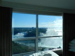 『エンバシー スイーツ ナイアガラ フォールズ』宿泊記◆ボストン・ナイアガラ・プリンスエドワードの旅《その8》