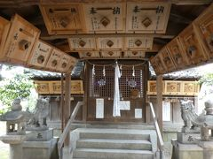 京田辺 水分神社と天満宮社(Mikumari Shirine & Tenmangu Shrine, Kyoto, JP)