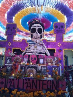 メキシコ 「死者の日」の6つの街めぐり⑥ モンテアルバン遺跡~オアハカ編 ちょこっとお土産披露
