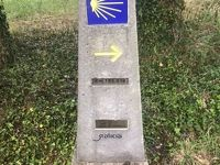 2019春 聖地サンティアゴ巡礼北の道 Camino Norte(14)Tapia de Casariego to Villamartin