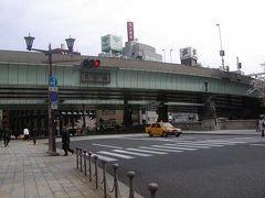 東海道を簸たすら歩いてみました   ①日本橋・品川