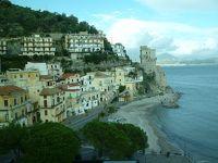ときめきの南イタリアとローマ・バルセロナ(アマルフィ)2