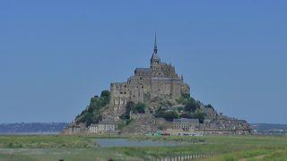 初めてのフランス7日間(2010年7月)中編:モンサンミッシェル、シャンボール城、夜のエッフェル塔