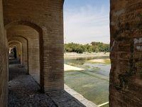 4度目のイラン訪問「イスファハン  2つの橋」