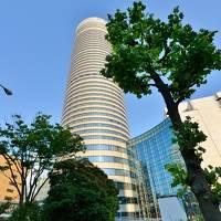 6月1日よりレストランを開く新横浜プリンスホテルまで給付金で食べる孫娘とのバースディパーティの下見