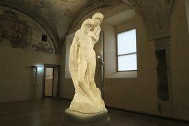 雨のミラノは美術館に行こう! スフォルツァ城博物館~ロンダニーニのピエタ~