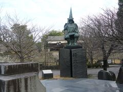 熊本城の加藤清正