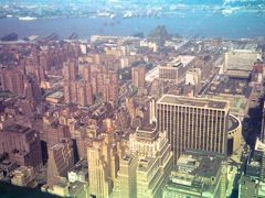 Empire State Building, New York City, 1971.