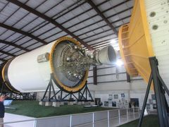 ヒューストン宇宙センターへ