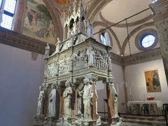 雨のミラノは美術館に行こう! サン・テウストルジョ教会の博物館と地下遺跡