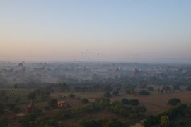 ミャンマー⑤三大仏教遺跡のひとつバガン終日観光
