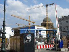 2018 三度目のシニア三人旅 ☆ベルリンの壁とベルリン王宮 追っかけの記