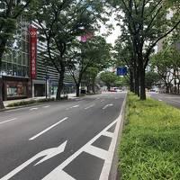 下道を通って仙台へ
