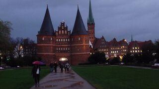 晩秋の北東ドイツを巡る旅 2.「ハンザの女王」リューベック
