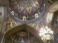 4度目のイラン訪問「ヴァンク教会」
