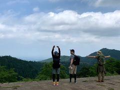 非常事態宣言開けの御岳山ハイキング