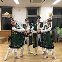 日本の中央アジアを巡る旅1・東京編前半