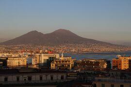 シニア夫婦の欧州5カ国ゆっくり旅行30日 (17)パリのシャルル.ド.ゴール空港からナポリに移動しました(3月15日)