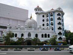 【2019年10月シンガポール1】出発~1日目 食べ歩きとシーク寺院見学