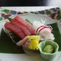 今日の夕食は和食です。おいしかった。