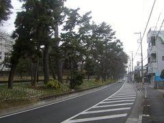 東海道を歩いてみました   茅ヶ崎・平塚・大磯