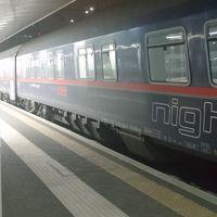 中欧&東欧列車旅行その1