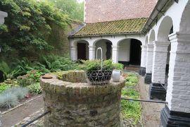 水の都ブルージュ 4.「ベギン会修道院の博物館」